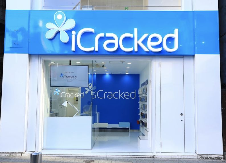 iCracked Store 渋谷